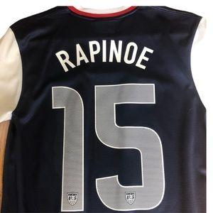 Authentic Nike Megan Rapinoe US Womens Soccer Team